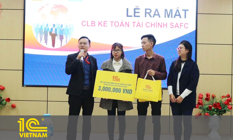 Ra mắt Câu lạc bộ kế toán tài chính (SAFC) - Viện Kinh Tế & Quản Lý - Trường Đại học Bách Khoa
